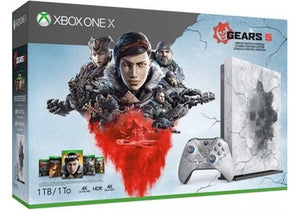 XB1 X HARDWARE W/GEARS 5 LIMITED EDITION-Xbox One Console-Best Deals & Beyond