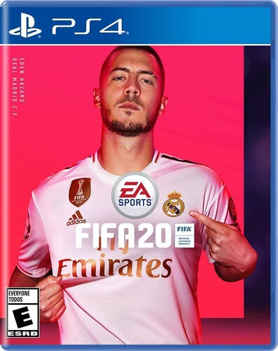 FIFA 20 Standard Edition for PlayStation 4-PS4 Games-Best Deals & Beyond