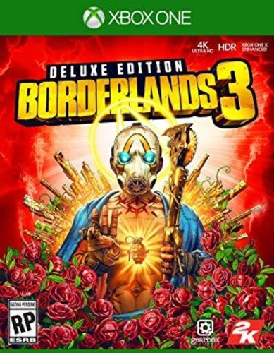 Borderlands 3 Deluxe Edition for Xbox One-Xbox One Games-Best Deals & Beyond