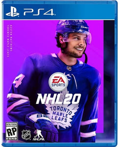 NHL 20 for PlayStation 4-PS4 Games-Best Deals & Beyond
