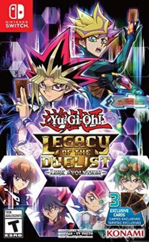 Yu-Gi-Oh! Legacy of the Duelist Link Evolution for Nintendo Switch-Nintendo Switch Game-Best Deals & Beyond