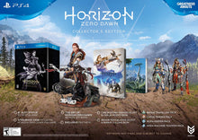 Load image into Gallery viewer, Horizon Zero Dawn - PlayStation 4 Collector's Edition-PS4 Games-Best Deals & Beyond