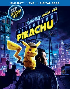 Pokémon Detective Pikachu (With DVD, Full Frame, 2 Pack, Dolby, AC-3)-DVD Movies-Best Deals & Beyond