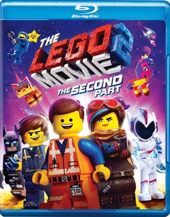 The Lego Movie 2: The Second Part (With DVD, Digital Copy)-DVD Movies-Best Deals & Beyond