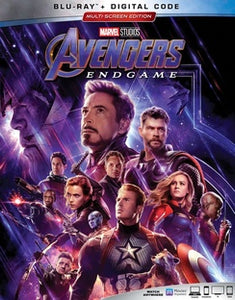 Avengers: Endgame (2 Pack, Digital Theater System, Dolby, AC-3, Dubbed)-DVD Movies-Best Deals & Beyond