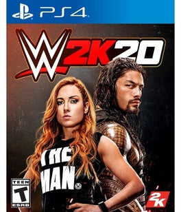 WWE 2K20 for PlayStation 4-PS4 Games-Best Deals & Beyond