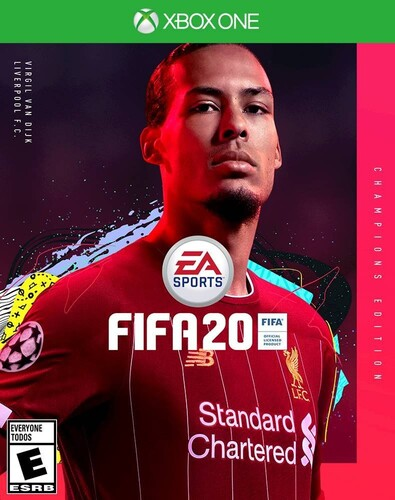 FIFA 20 Champions Edition for Xbox One-Xbox One Games-Best Deals & Beyond