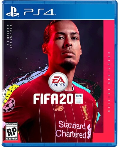 FIFA 20 Champions Edition for PlayStation 4-PS4 Games-Best Deals & Beyond