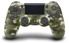 Load image into Gallery viewer, Sony Dualshock 4 Controller (NEW VERSION 2) - Green Camouflage/PS4 - Best Deals & Beyond