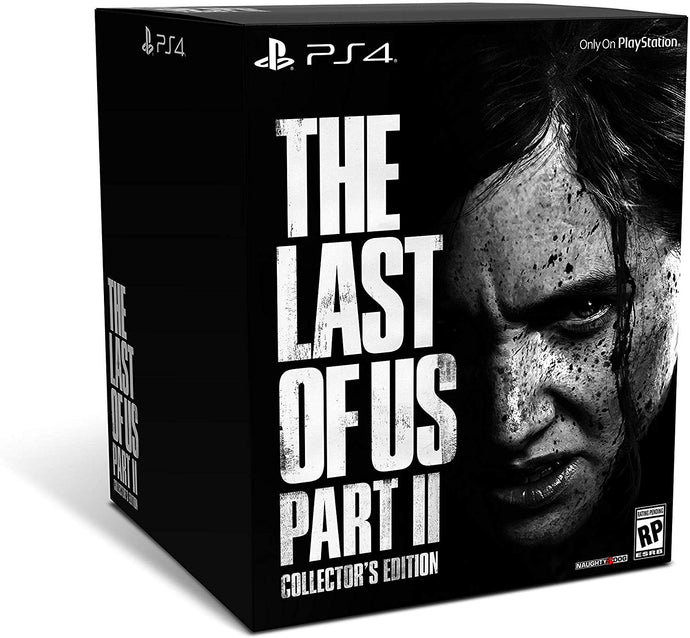 The Last of Us Part II - PlayStation 4 Collector's Edition-PS4 Games-Best Deals & Beyond