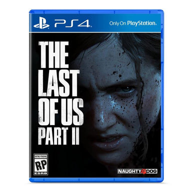 The Last of Us Part II PLAYSTATION 4-PS4 Games-Best Deals & Beyond