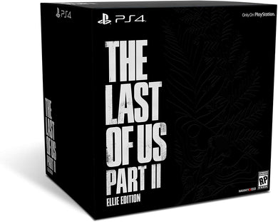 The Last of Us Part II - PlayStation 4 Ellie Edition-PS4 Games-Best Deals & Beyond