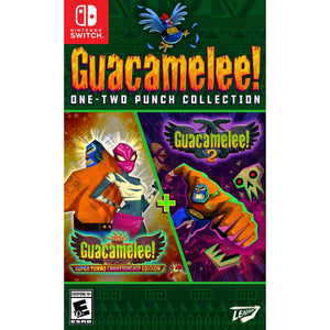 Guacamelee! One-Two Punch Collection for Nintendo Switch-Nintendo Switch Game-Best Deals & Beyond
