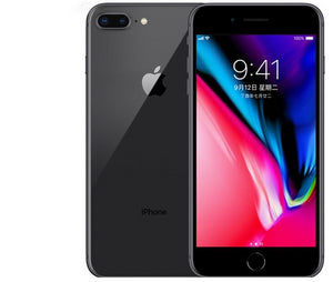 Apple iPhone 8 Plus Used Mobile Cell Phones 3GB RAM 64/256GB ROM 5.5' 12.0 MP iOS Hexa-core-Best Deals & Beyond
