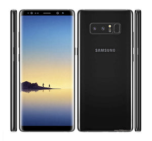 "Samsung Galaxy Note8 Note 8 N950U Original Unlocked LTE Android Cellphone Octa Core 6.3"" Dual 12MP 6G RAM 64G ROM Snapdragon 835"