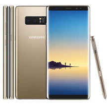 "Load image into Gallery viewer, Samsung Galaxy Note8 Note 8 N950U Original Unlocked LTE Android Cellphone Octa Core 6.3"" Dual 12MP 6G RAM 64G ROM Snapdragon 835"