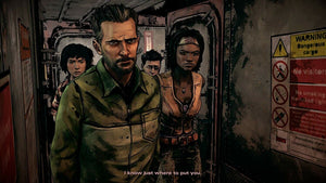 Walking Dead: The Telltale Definitive Series (PlayStation 4)-PS4 Games-Best Deals & Beyond