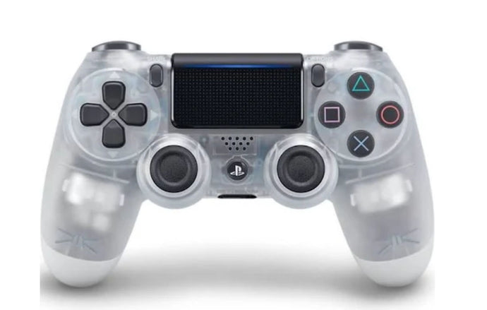 Sony Playstation 4 Dualshock 4 Wireless Controller - Crystal-PS4 Controller-Best Deals & Beyond
