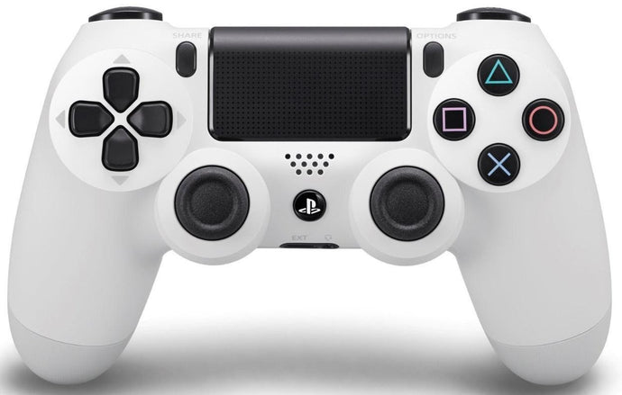 DualShock 4 Wireless Controller for PlayStation 4 - Glacier White-PS4 Controller-Best Deals & Beyond