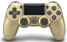 Load image into Gallery viewer, Sony Dualshock 4 Controller (NEW VERSION 2) - Gold - Best Deals & Beyond