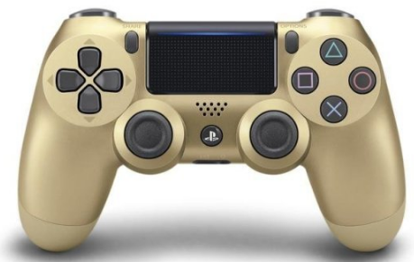 Sony Dualshock 4 Controller (NEW VERSION 2) - Gold - Best Deals & Beyond