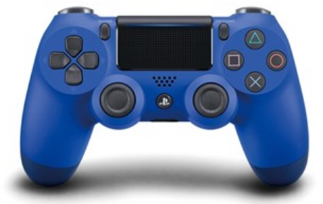 Sony Dualshock 4 Controller (NEW VERSION 2) - Blue - Best Deals & Beyond