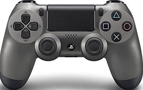 SONY PS4 DUALSHOCK 4 WIRELESS CONTROLLER V2 - STEEL BLACK-PS4 Controller-Best Deals & Beyond