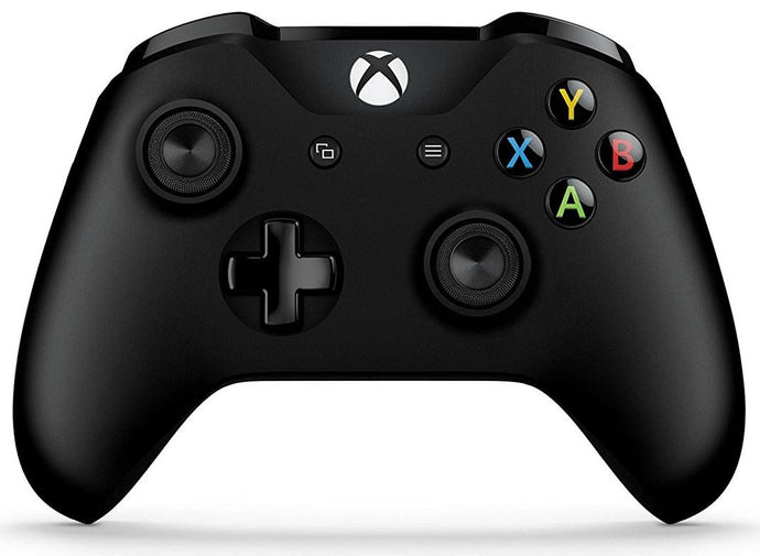 Xbox One NEW Black Controller Wireless (3.5mm Jack, Bluetooth, Windows 10 Capability) /Xbox One-Xbox One Controller-Best Deals & Beyond