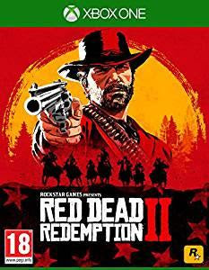 Red Dead Redemption 2 /Xbox One-Xbox One Games-Best Deals & Beyond
