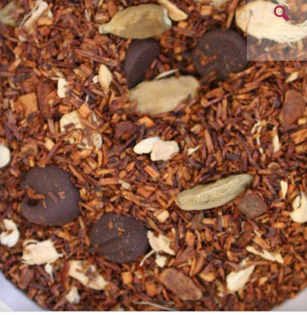 Herbal chocolate chai