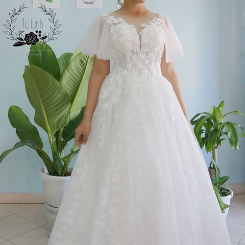 Tu Linh Boutique The Wedding dress maker