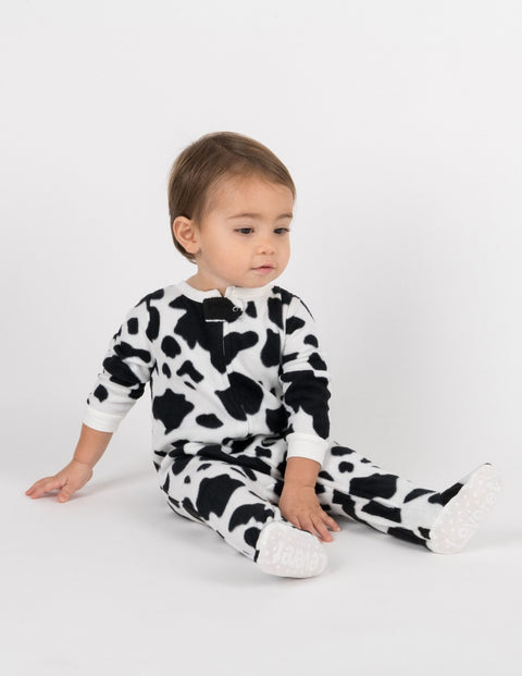 Baby Footed Fleece Pajamas