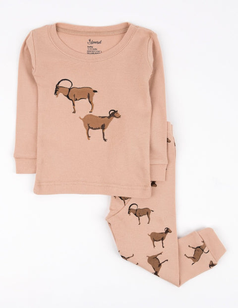 Cotton Animal Pajamas