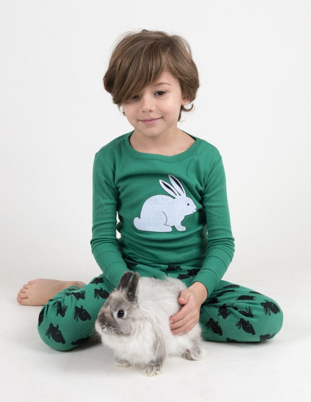 Bunny Rabbit Cotton Pajamas