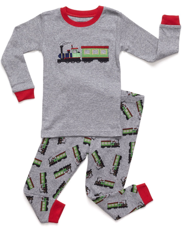 Kids Clearance Two Piece Vehicle Pajamas