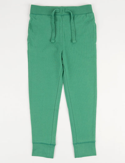 Solid Color Classic Drawstring Pants
