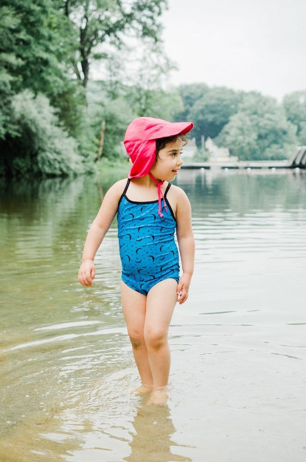 Toddler Girls One Piece Swimsuit