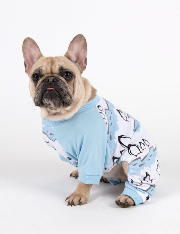 Dog Penguin Cotton Pajamas