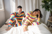Men's Cotton Stripe Pajamas