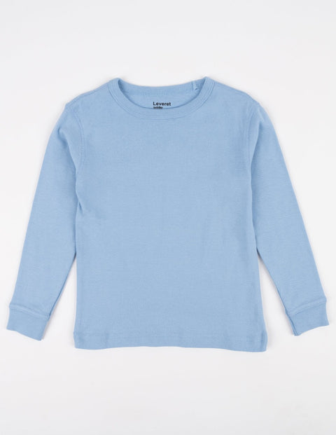 Long Sleeve Classic Color Cotton Shirts