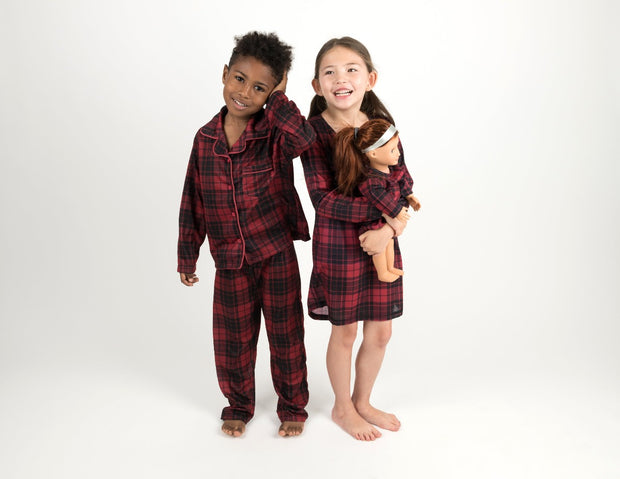 Matching Girl & Doll Nightgowns