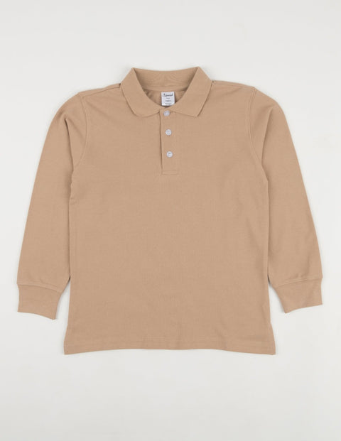 Polo Shirt Neutrals