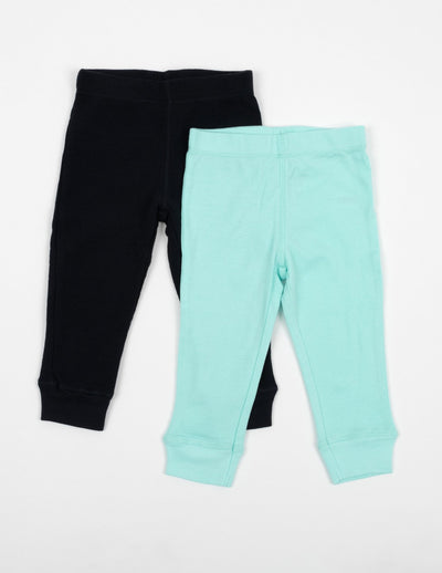 Baby Boho Crawling Pants & Legging Set