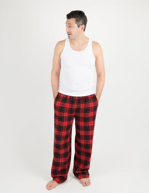 Men's Flannel Pants
