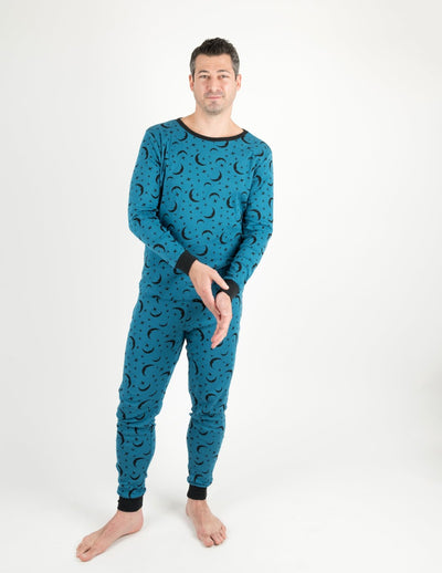 Men's Moon Pajamas