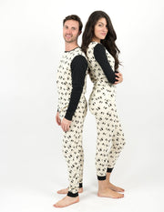 Mens Safari Animals Pajamas
