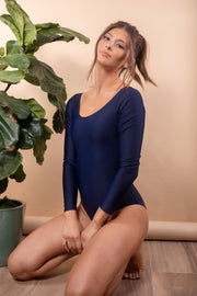Women's Long Sleeve Leotard