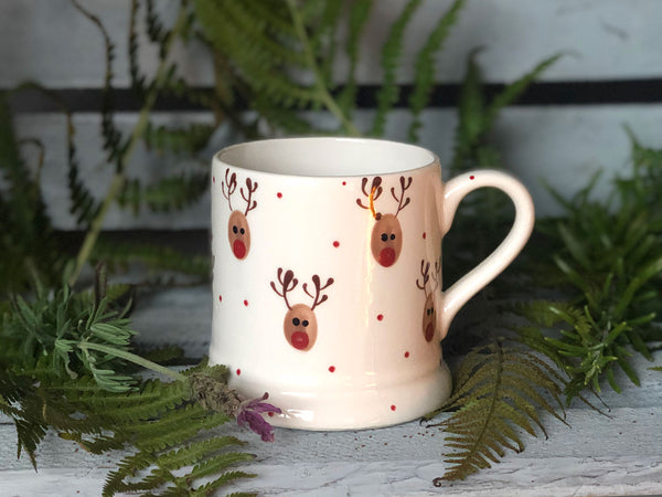 ralph the reindeer daddy mug