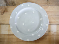 oh starry night large dinner plate