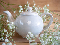 oh starry night small teapot